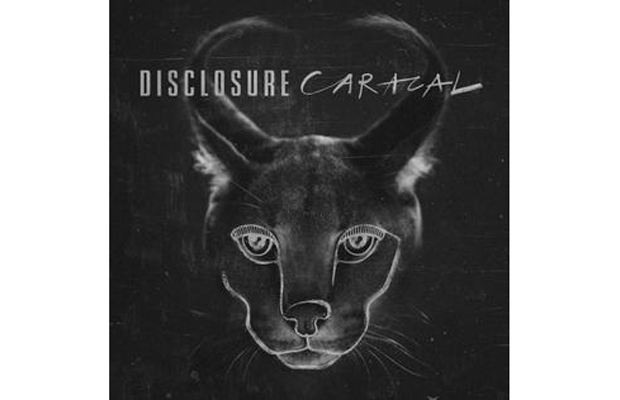 disclosure caracal album cover
